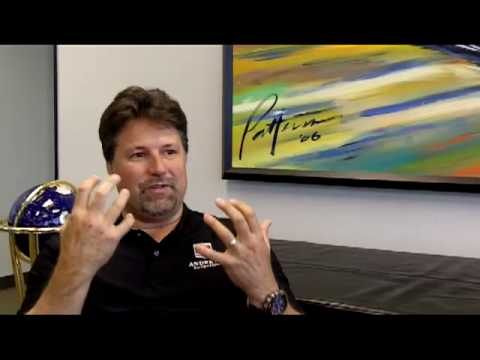 John Andretti interviews Michael Andretti Video