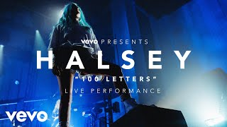 Download Lagu Halsey - 100 Letters (Vevo Presents) Gratis STAFABAND