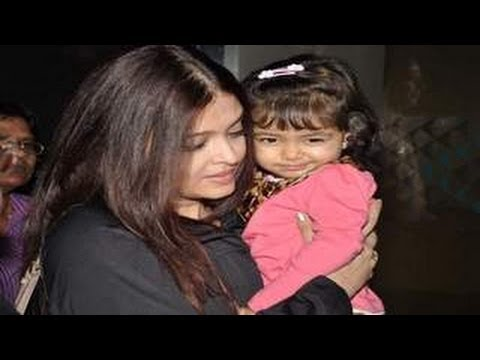 Aishwarya Rai & Aaradhya Bachchan's First Closeup Photos Out! video