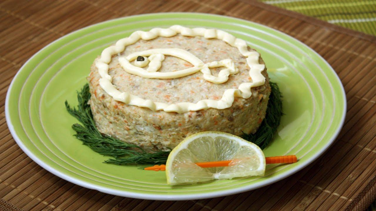 Блюда из селедки рецепты форшмак