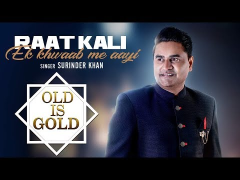 Raat Kali Ek Khwaab Me Aayi | Surinder Khan | OLD IS GOLD | Music & Sound | Saregama | Episode 15