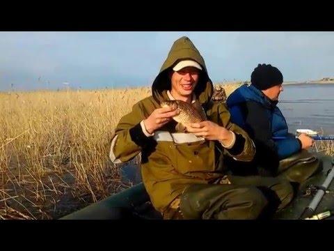 рыбалка на карася омск