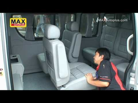Toyota Commuter  Standard Seats Van