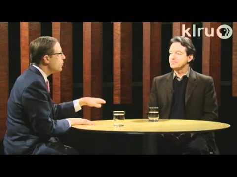 Lawrence Wright - Scientology, Paul Haggis, The New Yorker on Overheard with Evan Smith PBS