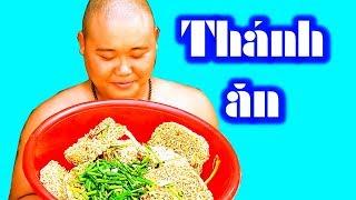 THÁNH ĂN ĐẦU TRỌC - Thử Ăn Hết 10 Gói Mì Và Cái Kết Sẽ NTN - HƯƠNG VỊ MIỀN TRUNG #7