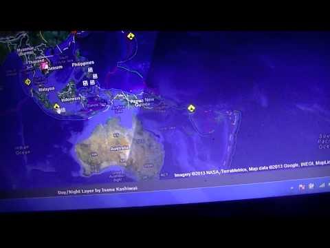 Solar Storm/ Geological Upheaval/ Tsunami Warning!!!