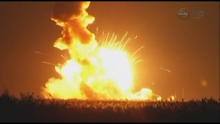 Tomorrow Daily - The Antares rocket explosion, ferrofluid art, and hydrogel robot muscles