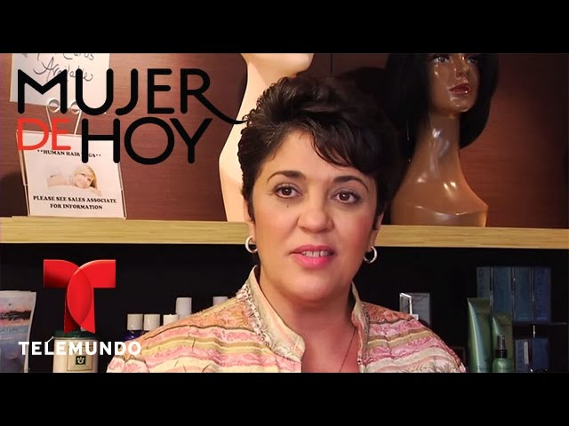 iVillage Mujer /Testimonios de sobrevivientes / Telemundo