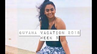 WEEK 5 OF 5 | GUYANA VACATION 2018 VLOG | REESIIBABE