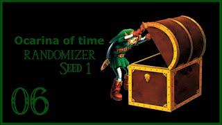 Zelda: Ocarina Of Time Randomizer Part 6 Cavern Spirit