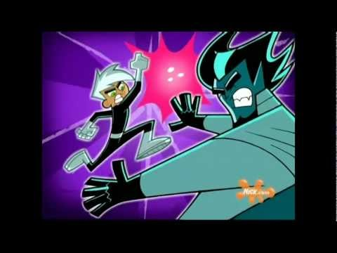 Danny Phantom - Today Is Gonna Be A Great Day (phineas And Ferb) video