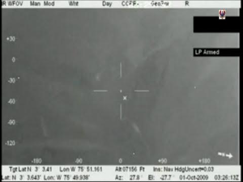 FAC reveló video de bombardeo a campamento de las Farc en Tolima