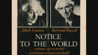 Bertrand Russell - House of Lords Speech on the Atomic Bomb 1945 (1/2)