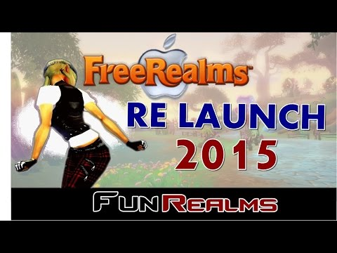 [BREAKING NEWS] Free Realms re-opening 2015