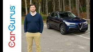 2018 Alfa Romeo Stelvio   CarGurus Test Drive Review