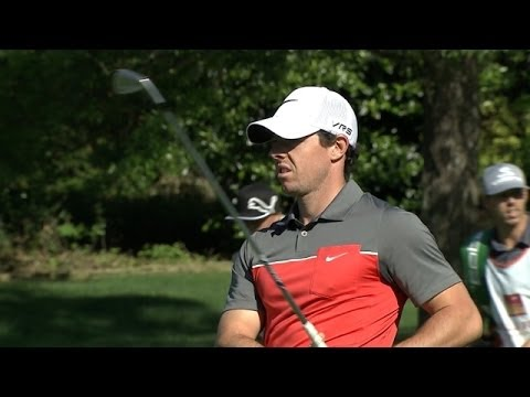 Rory McIlroy highlights from Round 3 at Wells Fargo