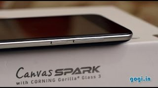 Micromax Canvas Spark Q380 review - 1.3GHz quad core for Rs. 5K