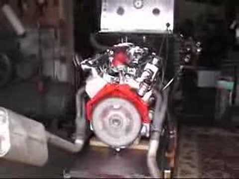 MerCruiser 350 To 383 Stroker Engine Conversion