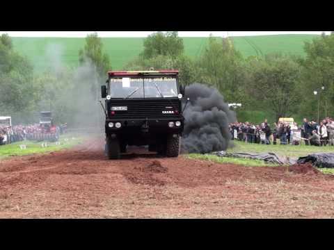 Tatra 813 8x8 Truckpulling Oberlungwitz / Schwarzrauch / SMOK-Power