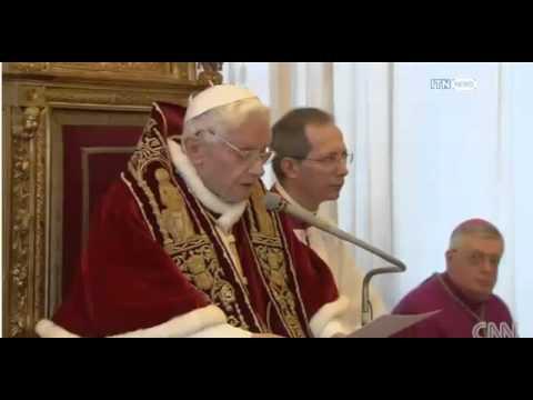 Pope Benedict Resign/pope resign/pontifice of Rome resign/Vatican pope resign