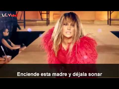 Jennifer Lopez ft  Pitbull Live It Up Video Subtitulado