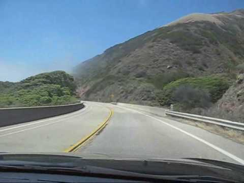 Pacific Coast Highway Drive