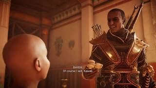 Assassin's Creed Origins New Game Plus III Part 10 (The Scarab's Sting)