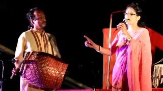 Jaw pakhi bolo tara- যাও পাখি বল তারে, সে যেন ভোলে না মোরে। চন্দনা মজুমদার