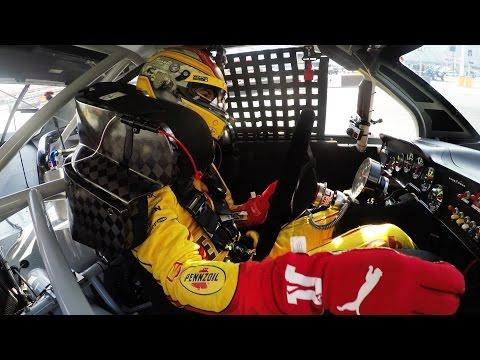 GoPro: Joey Logano's Penske Test Day at Bristol Motor Speedway