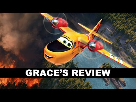 Planes Fire and Rescue Movie Review aka Planes 2 - Beyond The Trailer