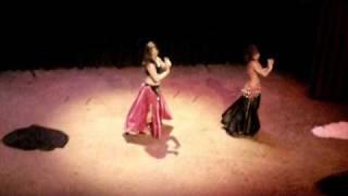 Esnia Asena Warda Duo Estelle Et Lenia Danse Orientale Bellydance