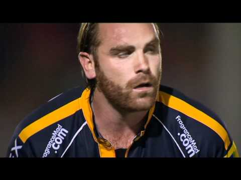 Worcester Warriors vs Northampton Saints - Aviva Premiership Rugby Highlights Rd. 5 - Worcester Warr