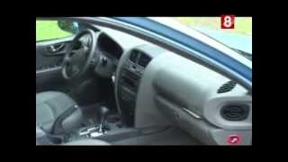 Тест-драйв Hyundai ix35, Hyundai ix55, Hyundai SantaFe