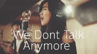 We Dont Talk Anymore Charlie Puth ft Selena Gomez Tom ft Beer Cover