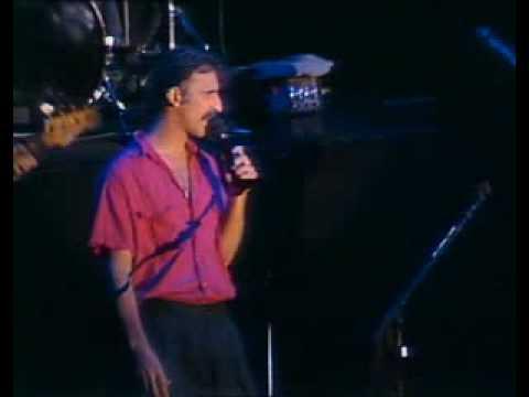 Frank Zappa - Tinsel-town Rebellion