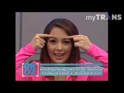 Dr Oz Indonesia Olahraga Cantik Dengan Senam Wajah video