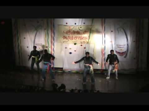 Senthamizh Thenmozhiyal - Dance by Asokan and group