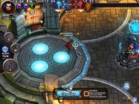 Взлом многопользовательской компьютерной онлайн игры - ARENA Online.