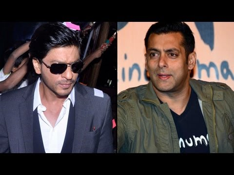 Shah Rukh Khan Beats Salman Khan In 'Top 100 Indian Celebrities List'