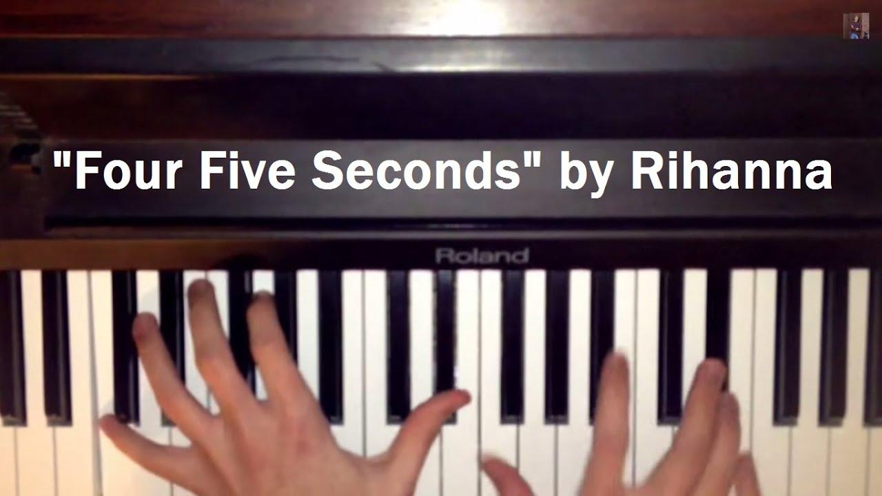 Four Five Seconds - Rihanna