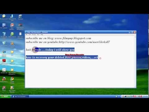 [100% working] How to Recover Data from a Corrupted Memory Card or USB Drive or pendrives by kkrks07