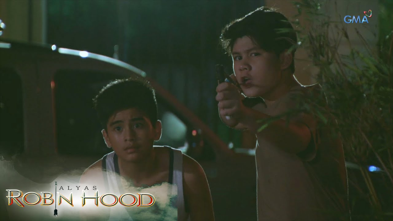 Alyas Robin Hood: Resbak!