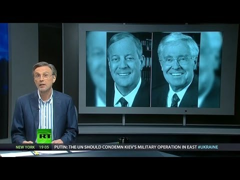 Full Show 4/15/14: Why Isn't America Leading on Climate Change?