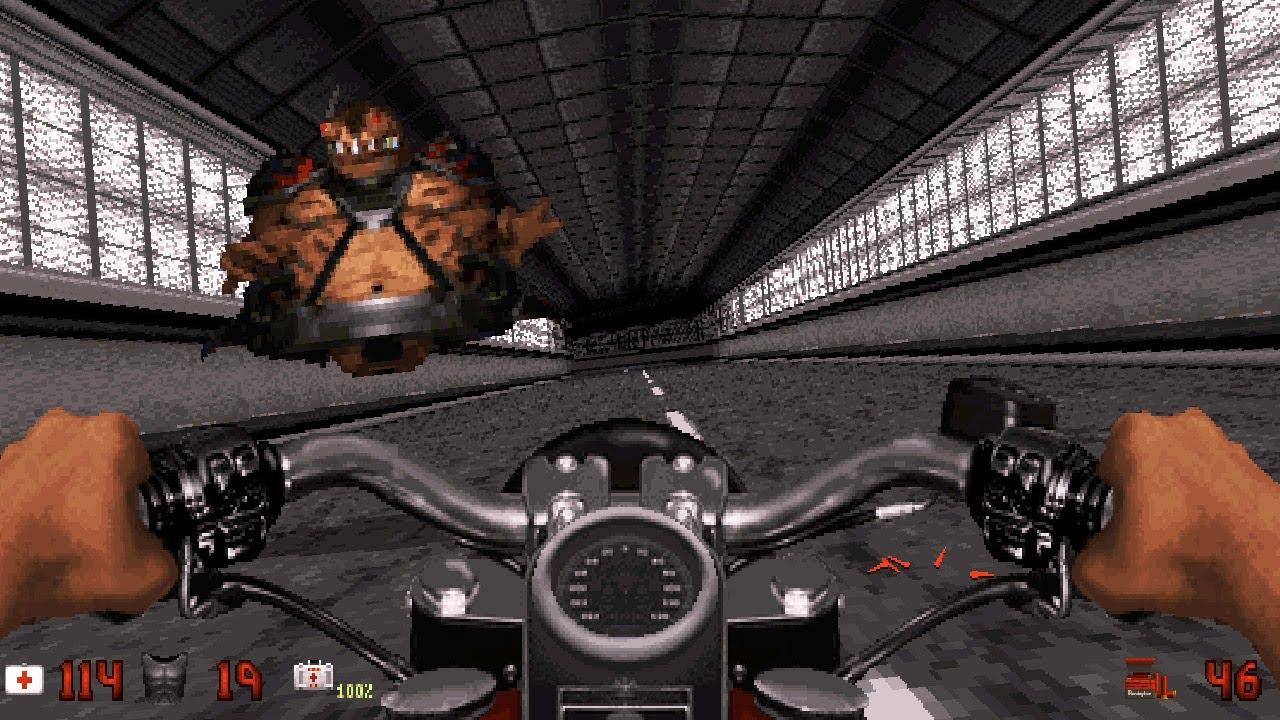 """Duke Nukem Forever 2013 DLC Pack - """"Born To Be Wild"""