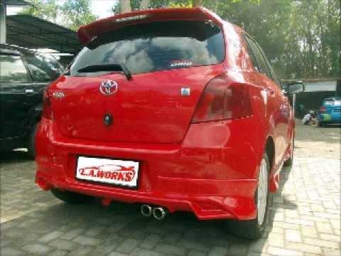Toyota Yaris TRD Aerokit