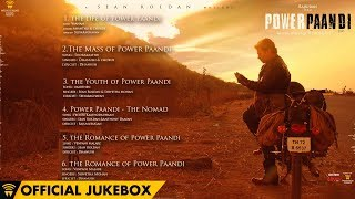 Power Paandi - Official Jukebox