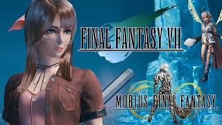 Aerith Gainsborough Gameplay Preview (Meia Job) 「ミッドガルの花売り」Final Fantasy VII Aeris - MobiusFF