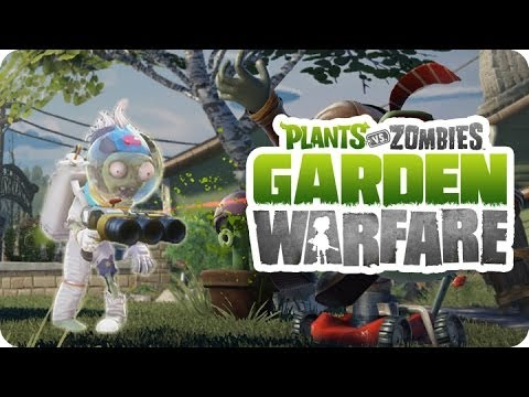 El Zombie Astronauta Plantas Vs Zombies Garden Warfare