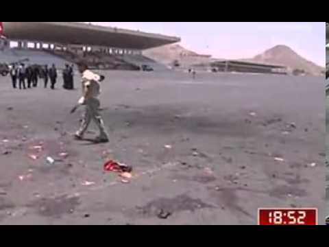 May 21, 2012 terrorist suicide bomb attack in the Yemeni capital Sanaa