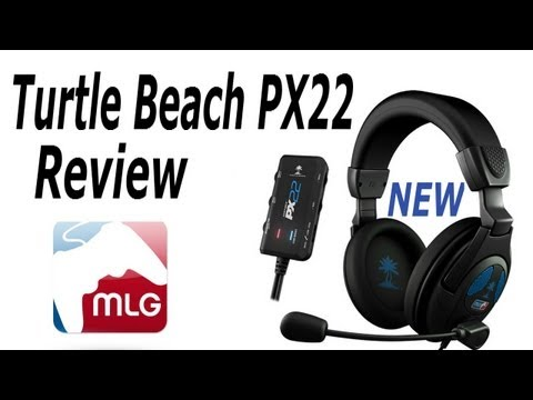 Turtle Beach PX22 Headset Review
